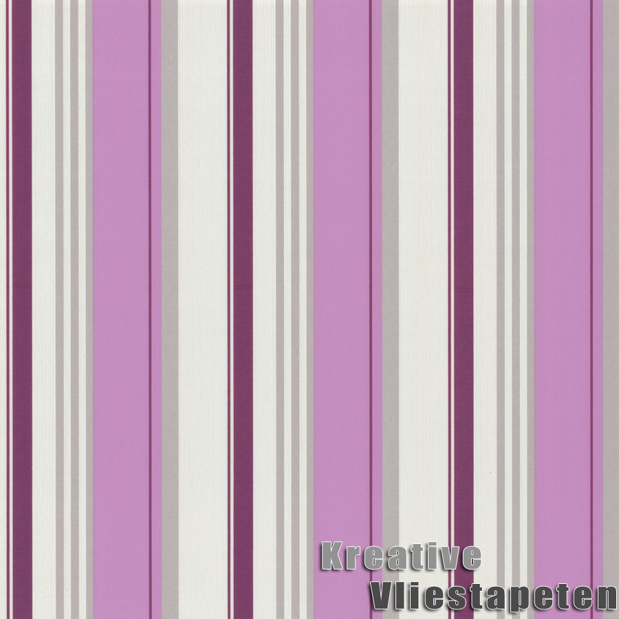 Tapete Violett Gestreift : Tapete Violett Lila Muster Im Tapetenshop Kaufen Bei Tapetenshop De
