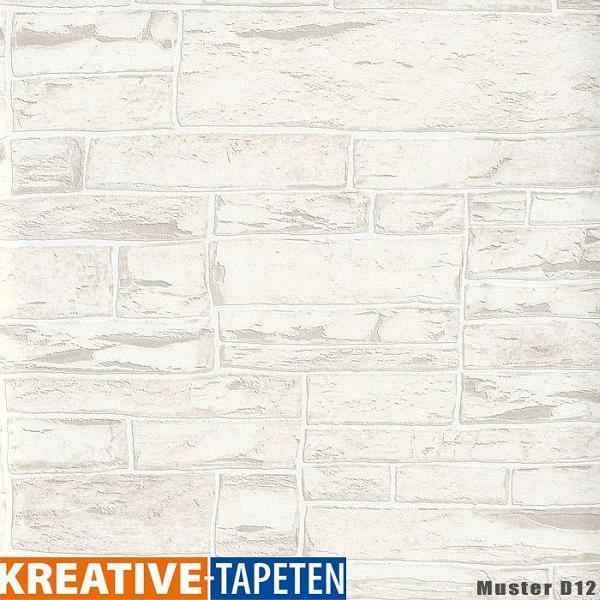 tapete stein 2 98 m 14 verschiedene vliestapete. Black Bedroom Furniture Sets. Home Design Ideas